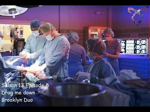 Grey's anatomy S13E08 - Drag me down - Brooklyn Duo