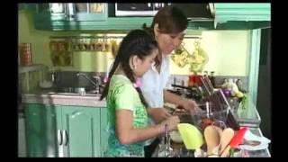 """Sarap At Home Season 3: Cdo Ulam Burger W/ Red Cabbage Slaw - """"cosplay"""" - Sabrina Man"""