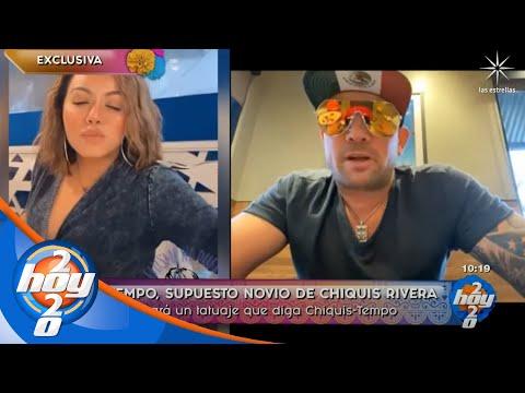 ¡Mr. Tempo revela si mantiene una relación con Chiquis Rivera! | Hoy