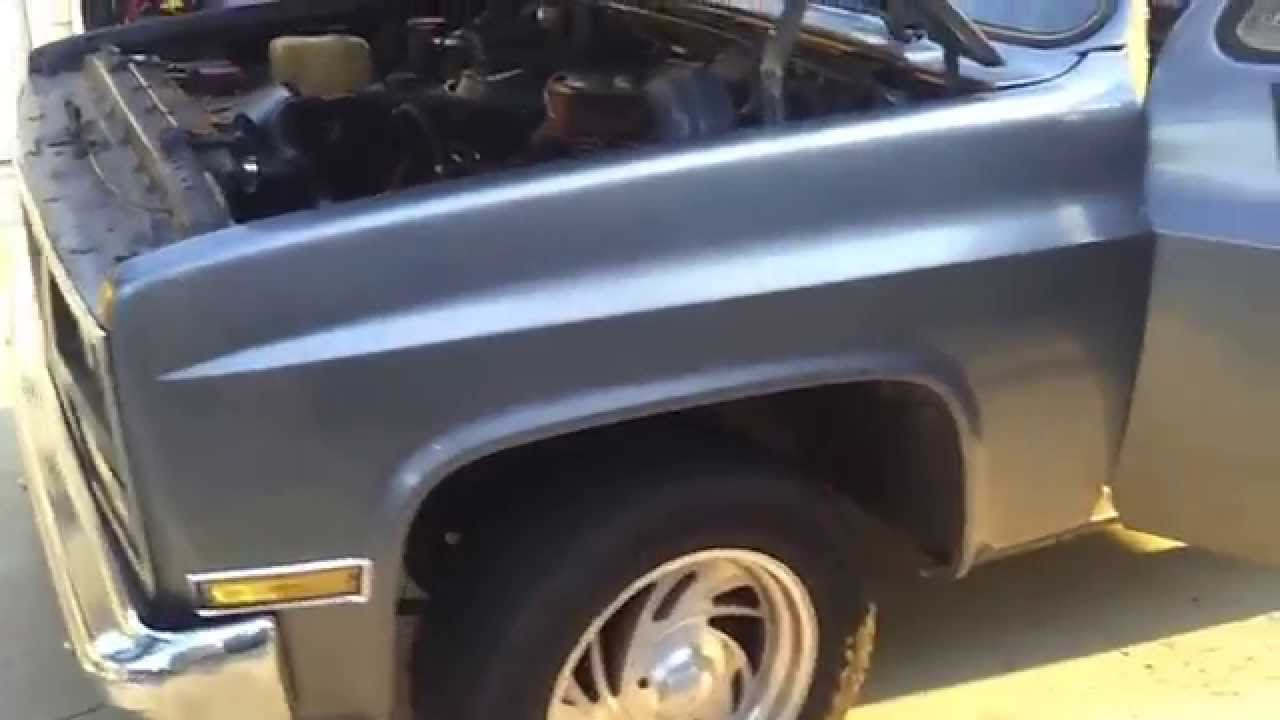 Sold 1976 Gmc Truck Sierra 1500 Youtube Chevy Camper Special