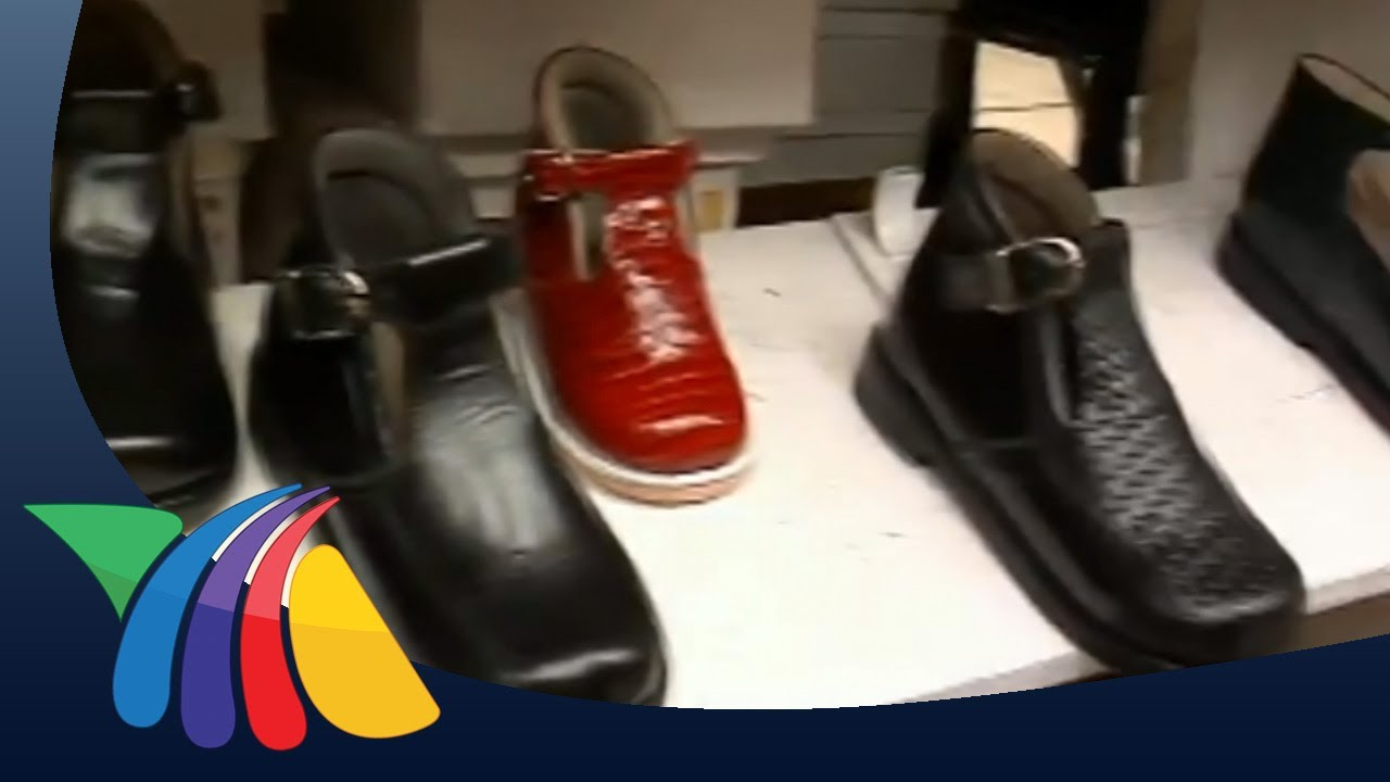 ce4e2dcc A la baja venta de Zapatos ortopédicos - YouTube