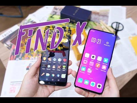 Oppo Find X แกะกล่องอนาคตที่อยู่ตรงหน้า - วันที่ 18 Jul 2018