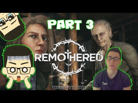 Remothered Tormented Fathers - So Many People Killing Me - Part 3