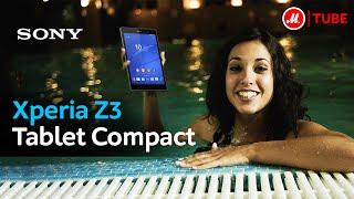 Видеообзор Sony Xperia Z3 Tablet Compact с экспертом(Первый компактный водостойкий планшет от Sony Подробнее на http://www.mvideo.ru/product-list?, 2014-11-26T15:27:05.000Z)