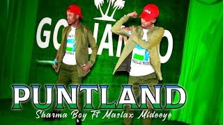 Sharma Boy Ft Maslax Mideeye   Puntland   Official Music Video 2021