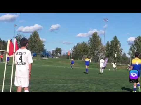 Samara Lino Soccer highlights RCS x Paradise Adventist Academy / October 20, 2016