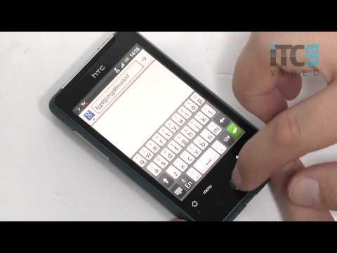 Обзор HTC Gratia