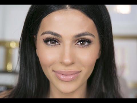 My Foundation Routine   Natural Makeup Tutorial   Teni Panosian
