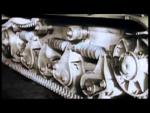 La 2eme Guerre Mondiale en Couleur 02sur13 La guerre éclair