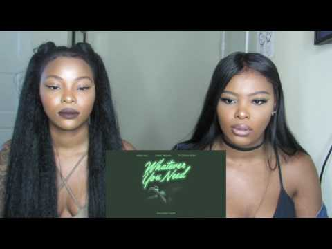Meek Mill - Whatever You Need (feat. Chris Brown and Ty Dolla $ign) [Official Audio] REACTION