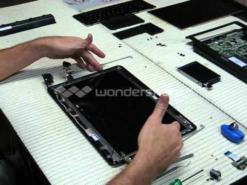 TROCA DE LCD NOTEBOOK