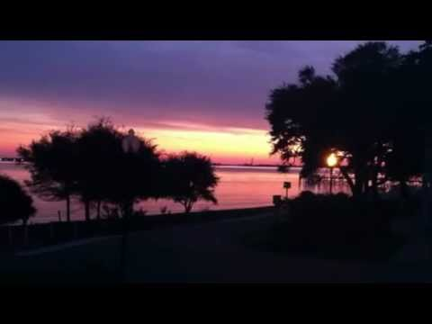 Sunset on the Cape Fear River