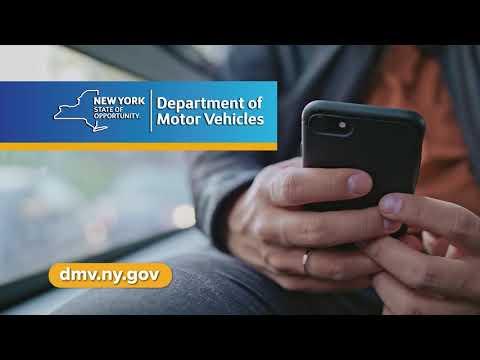 Do Your NYS DMV Transaction Online