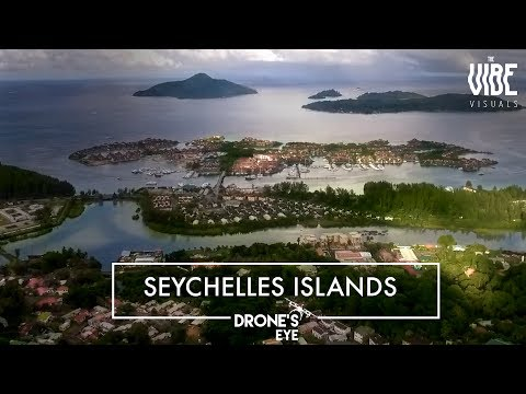 Seychelles | Drone's Eye | TheVibe Visuals