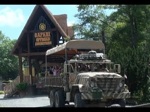 SAFARI OFF ROAD ADVENTURE *POV*  GREAT ADVENTURE SIX FLAGS