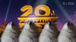 20세기 폭스 오프닝 강아지 리믹스 20th Century Fox Fanfare (Gabe The Dog Cover)