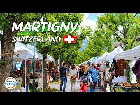 Discover Martigny Switzerland   Home of the Great St. Bernard Museum