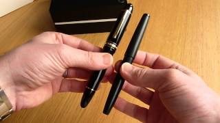 MONT BLANC Meisterstuck 149 Fountain Pen - FULL REVIEW