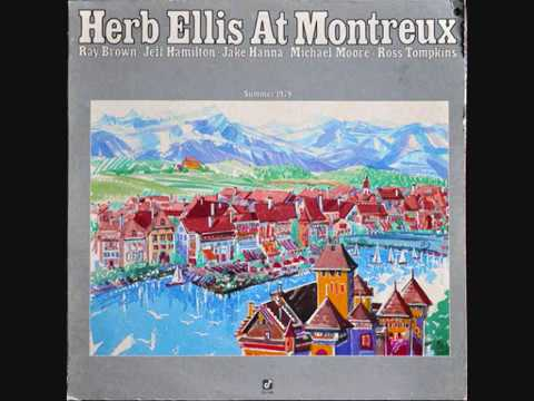 "HERB ELLIS ""At Montreux"" LP 1979"
