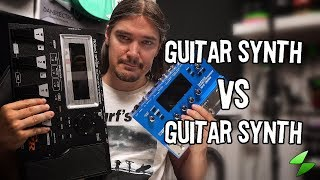 roland GR-55 vs Boss SY-300: What they can and can't do