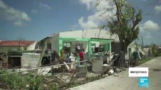 Barbuda, isla fantasma desde el huracán Irma