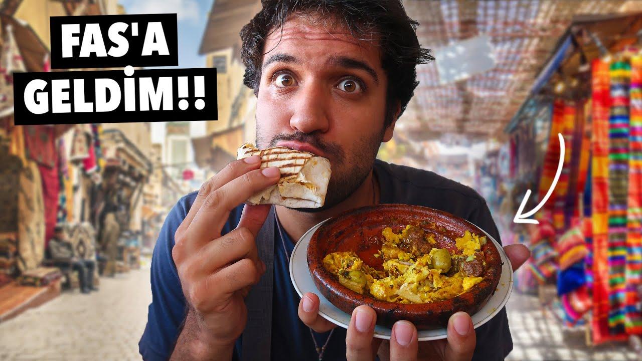 Download FAS'ta OTANTİK Yemekler ile İlk Gün!! (Fokur Fokur) - Casablanca