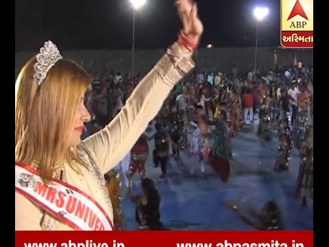 Ex Miss Univers Rubi Yadav Visit Junagadh