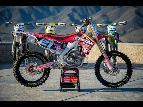 Racer X Tested CR250F Big Bore