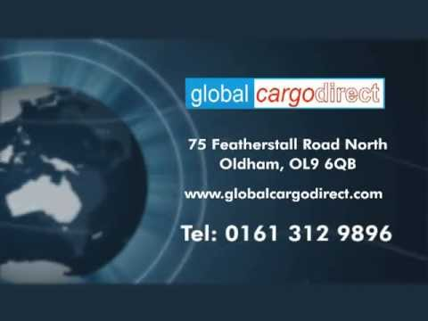 Global Cargo Direct TV Ad