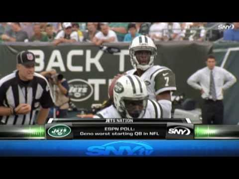 Jets Nation: Is Geno Smith the Worst QB?