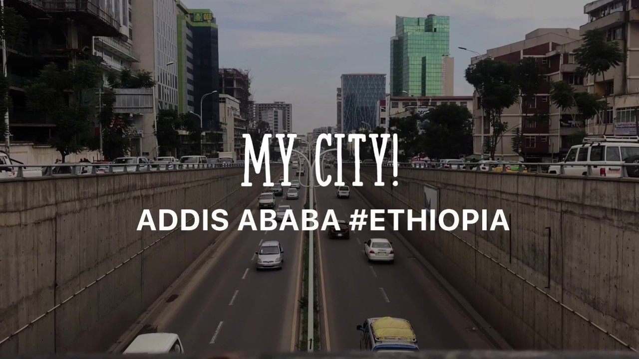 My City! Addis Ababa #Ethiopia Driving City Tour