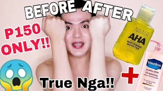 AHA Whitening Serum is super trending nowadays. Here's how you can ...