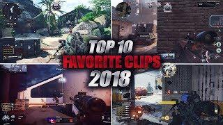 Red Swpr  - My Top 10 Favorite Clips of 2018