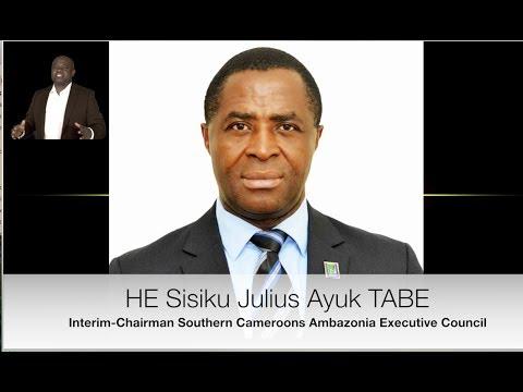 Ask Kweschon Part 11 Southern Cameroons Ambazonia Executive Council