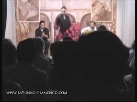 Junko Hagiwara LA YUNKO - Peña Juan Talega 2007