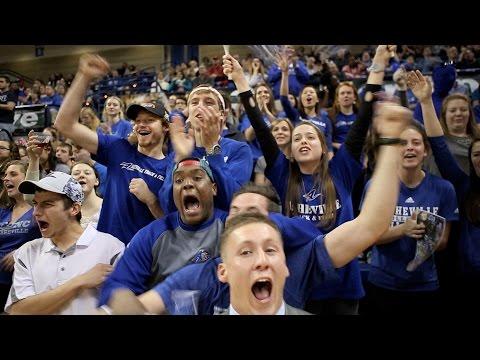 UNC Asheville Homecoming 2015 Recap