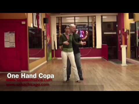 #01.060 Salsa One & Double Hand Copa
