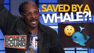 SAVED BY A WHALE?! SNOOP DOGG & Co Try To Work Out WHO is Telling The Truth!