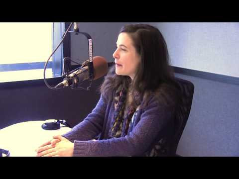 Andrew chats with Actress Caroline Dhavernas