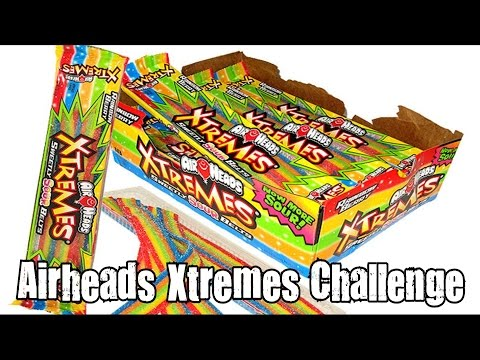Airheads Xtremes Challenge