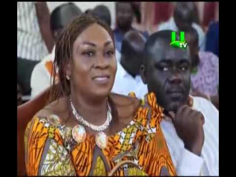 Prez. Akufo-Addo pays courtesy call on C/R House of Chiefs