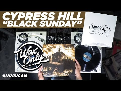 """Discover Samples Used On Cypress Hill's """"Black Sunday #WaxOnly"""