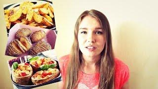 Есть картошку с кожурой? || Почему не надо чистить картофель || Дневник вегана #4