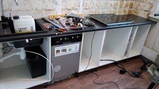 видео Шкаф под мойку для кухни: угловые в Леруа Мерлен