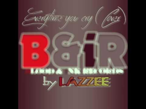 Every time you cry (Cover) by lazzee (B&iR2017)PNG