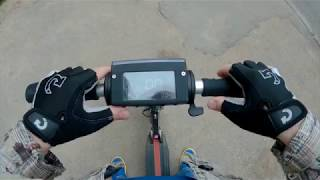 видео Купить электросамокат Zaxboard ES-9 в Москве