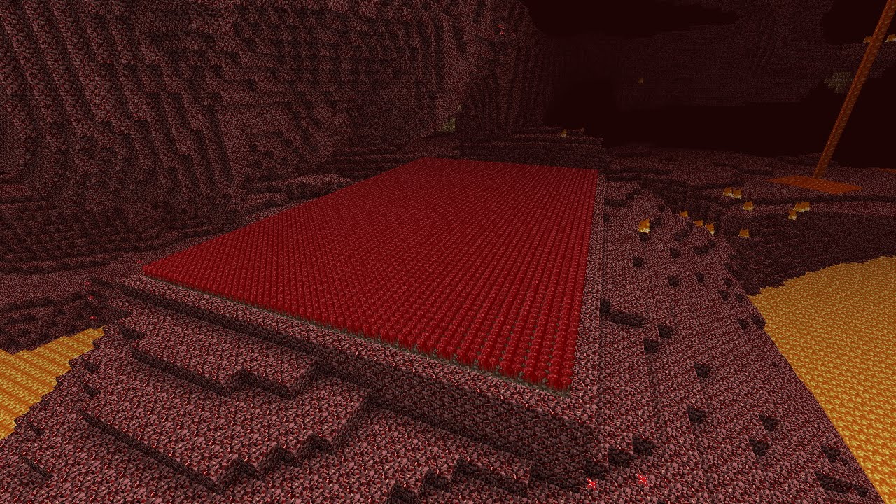 minecraft how to make a nether wart farm