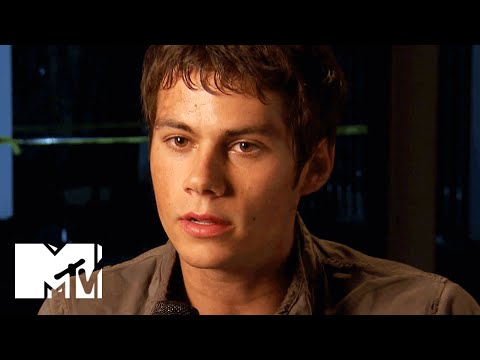 The 'Scorch Trials' Cast Reveals Why Dylan O'Brien Is The King Of Stunts | MTV News