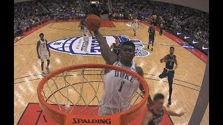 zion williamson mixtape