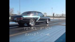 Link Suspension Setup Settings Ich Icl Drag Race